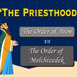Meaning Of Order Of Melchizedek