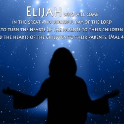 Mission of Elijah, Revealing God the Mother