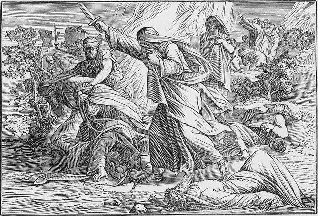 Missions of Prophet Elijah