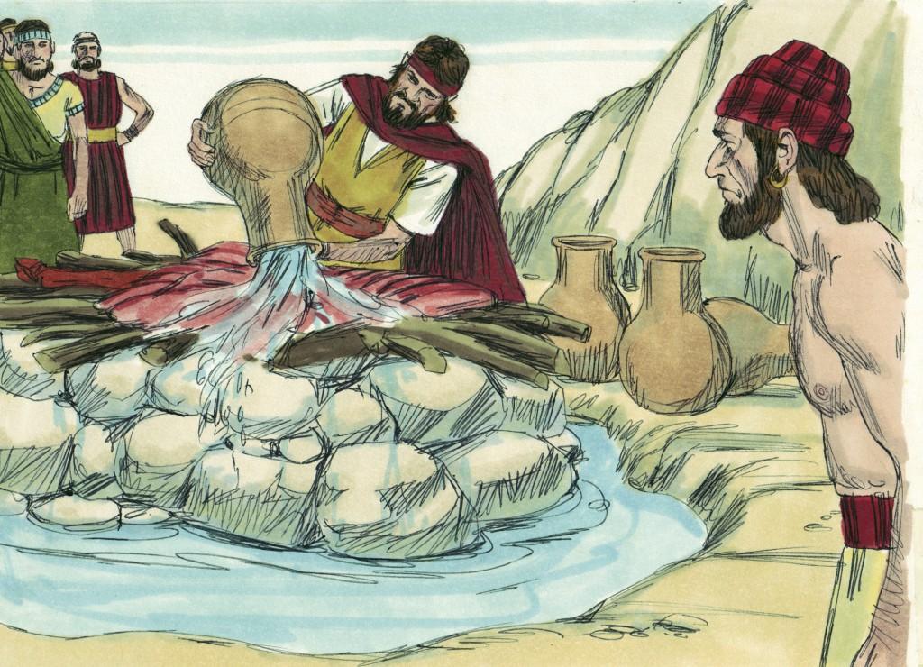 Prophet Elijah in the History of Israel