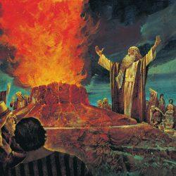 Missions of Prophet Elijah--
