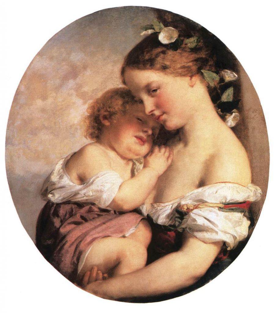 Jerusalem Mother the Source of Eternal Life